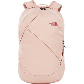 The North Face Isabella Backpack Women Misty Rose Heather/Misty Rose Heather